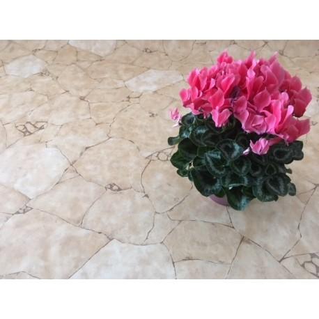 PVC padló kő mintás